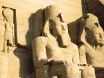 Ramsés II: el Sol Vuelve a Iluminar Su Rostro