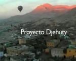 Vídeo Del Mes. Proyecto Djehuty