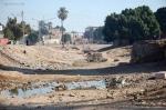 La Avenida de Esfinges en Luxor