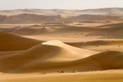 Los antiguos egipcios temían al desierto..?