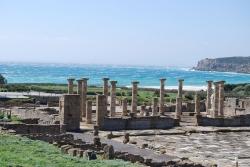 El Templo de Isis de Baelo Claudia (Cadiz)
