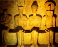 Sabías Que los Rayos en Abu Simbel...