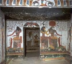 Nefertari. Su última Morada