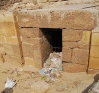 El Deterioro de la Meseta de Giza