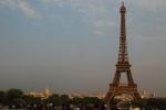 Postales Del Mundo. Torre Eiffel, Paris