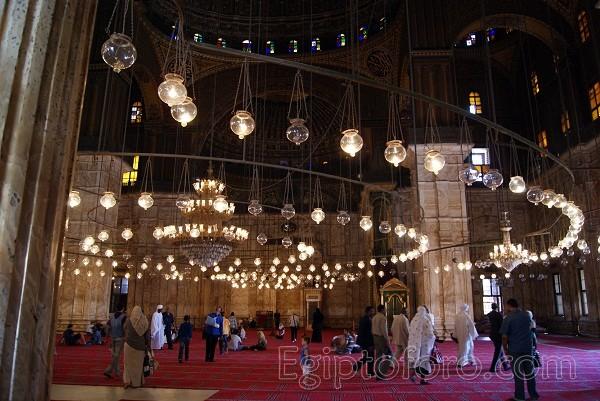 El_Cairo-Mezquita_de_Alabastro