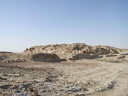 Pirámide de Dejedefre.